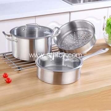 Stainless Steel Does Non Stick To Kitchen Utensils